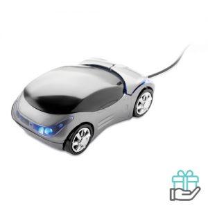 Auto model computermuis titanium bedrukken