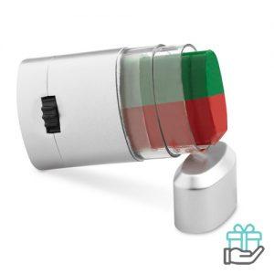 Body paint stick vlag Portugal bedrukken