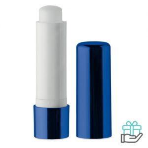 Lippenbalsem metallic UV blauw bedrukken
