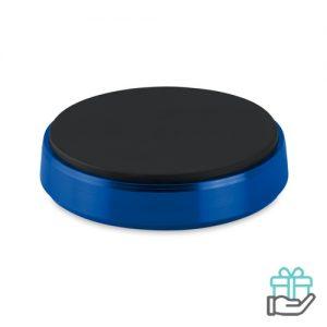 Magneethouder koninklijk blauw bedrukken
