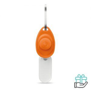 Ritstrekker LED oranje bedrukken